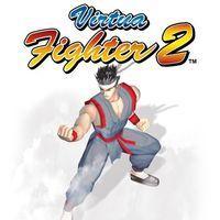 Portada oficial de Virtua Fighter 2 PSN para PS3