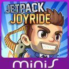 Portada oficial de de Jetpack Joyride Mini para PSP