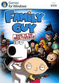 Portada oficial de Family Guy: Back to the Multiverse para PC