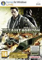 Portada oficial de de Ace Combat Assault Horizon - Enhanced Edition para PC