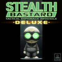 Portada oficial de Stealth Bastard Deluxe para PC