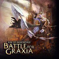 Portada oficial de Battle for Graxia para PC