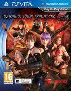 Portada oficial de de Dead or Alive 5 Plus para PSVITA