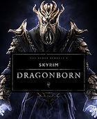 Portada oficial de de The Elder Scrolls V: Skyrim - Dragonborn para PS3