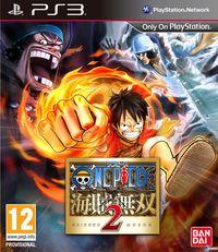 Portada oficial de One Piece: Pirate Warriors 2 para PS3