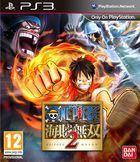 Portada oficial de de One Piece: Pirate Warriors 2 para PS3