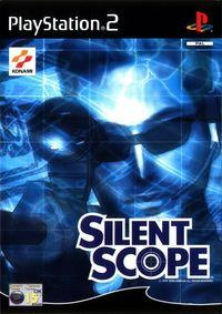 Portada oficial de Silent Scope para PS2