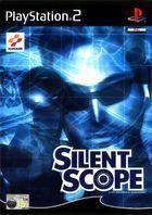 Portada oficial de de Silent Scope para PS2