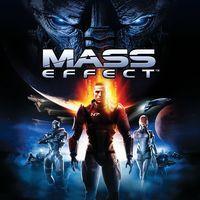 Portada oficial de Mass Effect PSN para PS3