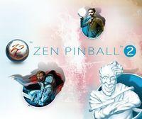 Portada oficial de Zen Pinball 2 eShop para Wii U