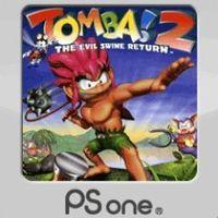 Portada oficial de Tomba 2!: The Evil Swine Return PSN para PS3