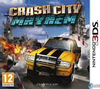 Portada oficial de Crash City Mayhem eShop para Nintendo 3DS