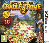 Portada oficial de Jewel Master: Cradle of Egypt 2 para Nintendo 3DS