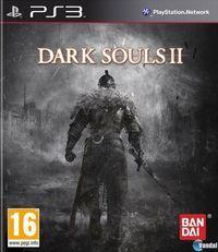 Portada oficial de Dark Souls II para PS3