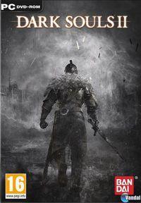 Portada oficial de Dark Souls II para PC