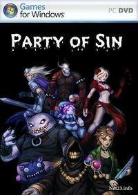 Portada oficial de Party of Sin para PC