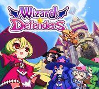 Portada oficial de Wizard Defenders DSiW para NDS