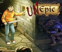 Portada oficial de Unepic eShop para Wii U
