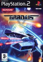 Portada oficial de de Gradius V para PS2