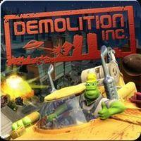 Portada oficial de Demolition Inc. PSN para PS3