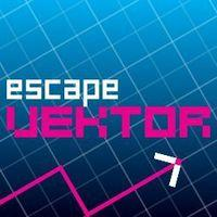 Portada oficial de escapeVektor PSN para PSVITA