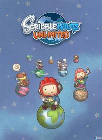 Portada oficial de Scribblenauts Unlimited para PC