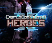 Portada oficial de Castle Conqueror Heroes 2 DSiW para NDS
