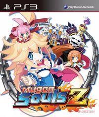 Portada oficial de Mugen Souls Z PSN para PS3