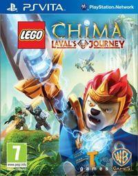 Portada oficial de LEGO Legends of Chima: El viaje de Laval para PSVITA