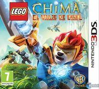 Portada oficial de LEGO Legends of Chima: Laval's Journey para NDS