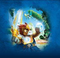 Portada oficial de LEGO Legends of Chima Online para PC