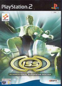 Portada oficial de ISS 2000 para PS2