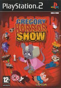 Portada oficial de Gregory Horror Show para PS2