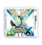 Portada oficial de de Pokémon X/Y para Nintendo 3DS