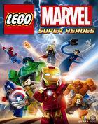 Portada oficial de de LEGO Marvel Super Heroes para PS3