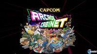 Portada oficial de Capcom Arcade Cabinet PSN para PS3