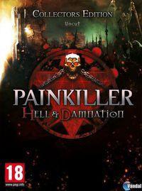 Portada oficial de Painkiller: Hell & Damnation para PS3