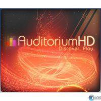 Portada oficial de Auditorium HD PSN para PS3