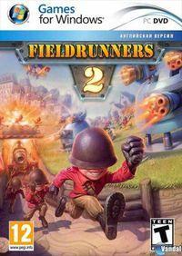 Portada oficial de Fieldrunners 2 para PC