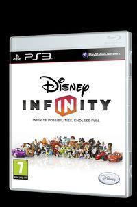 Portada oficial de Disney Infinity para PS3