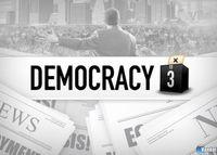 Portada oficial de Democracy 3 para PC