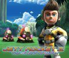 Portada oficial de de Jett Rocket II - The Wrath of Taikai eShop para Nintendo 3DS