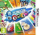 Portada oficial de de 35 Junior Games eShop para Nintendo 3DS