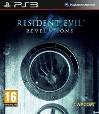 Portada oficial de Resident Evil Revelations para PS3