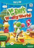 Portada oficial de de Yoshi's Woolly World para Wii U