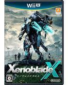 Portada oficial de de Xenoblade Chronicles X para Wii U