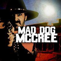 Portada oficial de Mad Dog McCree PSN para PS3