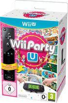 Portada oficial de de Wii Party U para Wii U
