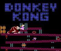 Portada oficial de Donkey Kong CV para Wii U