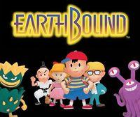 Portada oficial de Earthbound CV para Wii U